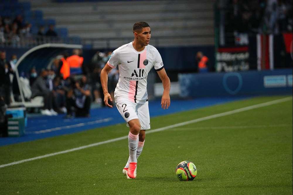 สถิติของเกม  ทรัวส์ 1-2 ปารีส